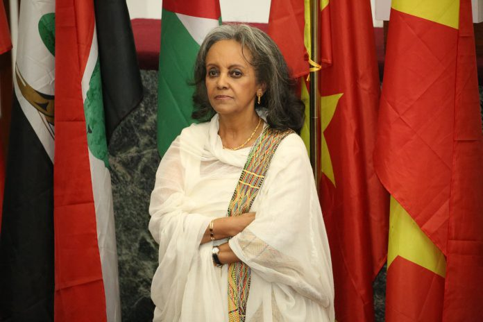 Who's Ethiopia's First Female President