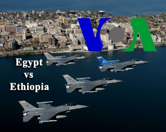 "The Final Push of Egypt to Secure Zero-Sum Water Share Agreement with a ""Destabilized Ethiopia""!"