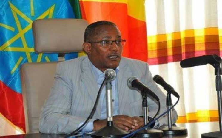 Ethiopia: Gedu Andargachew leading a delegation to the United States