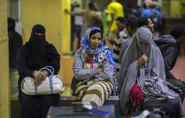 About 451 Ethiopian Nationals Repatriated From Saudi Arabia
