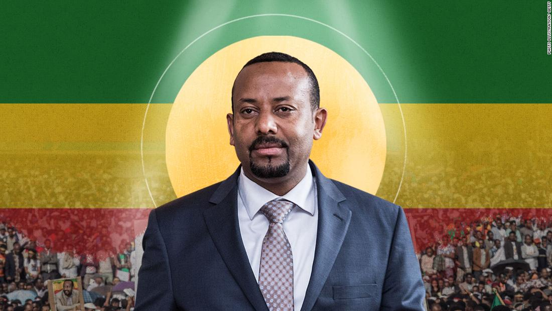 Prime Minister Abiy Ahmed is a new light guiding Ethiopia's renewal and transformation