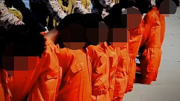 Libyan Authorities Recover Bodies Of 34 Ethiopians Executed By IS In 2015