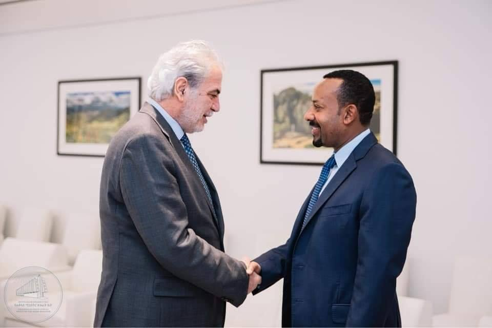 PM Abiy Lauds UNDP for Technical, Financial Support