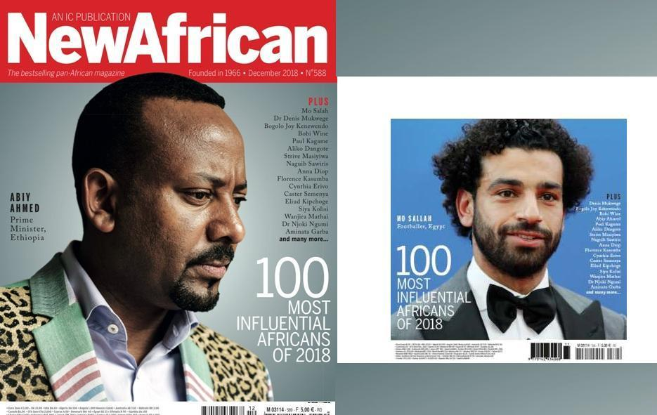 Ahmed Abiy, arguably Africa's person of the year;