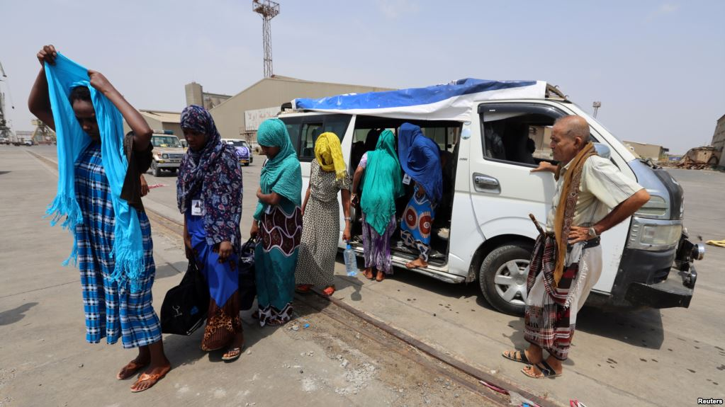Ethiopian Migrants Stranded in Yemen to be Airlifted Home