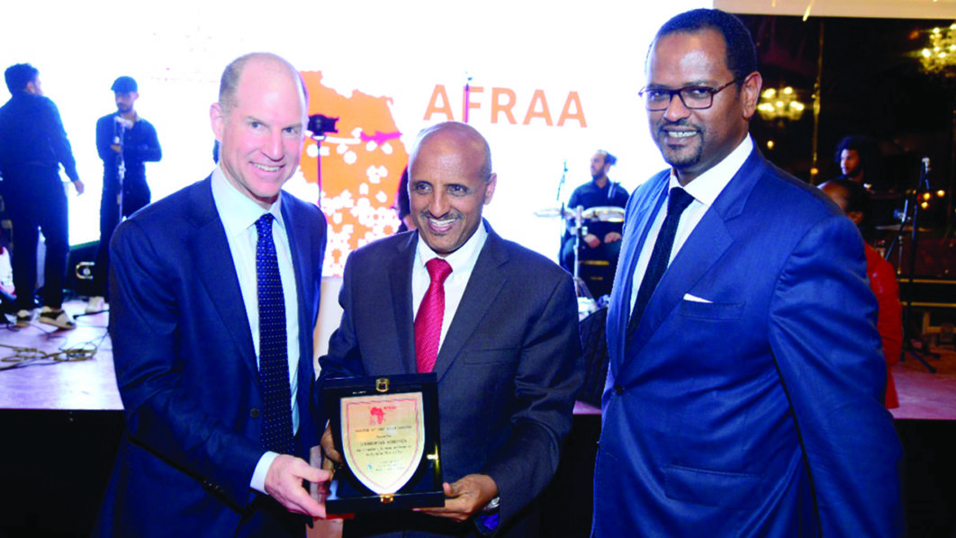 Ethiopian wins best airline in Africa for 7th consecutive year
