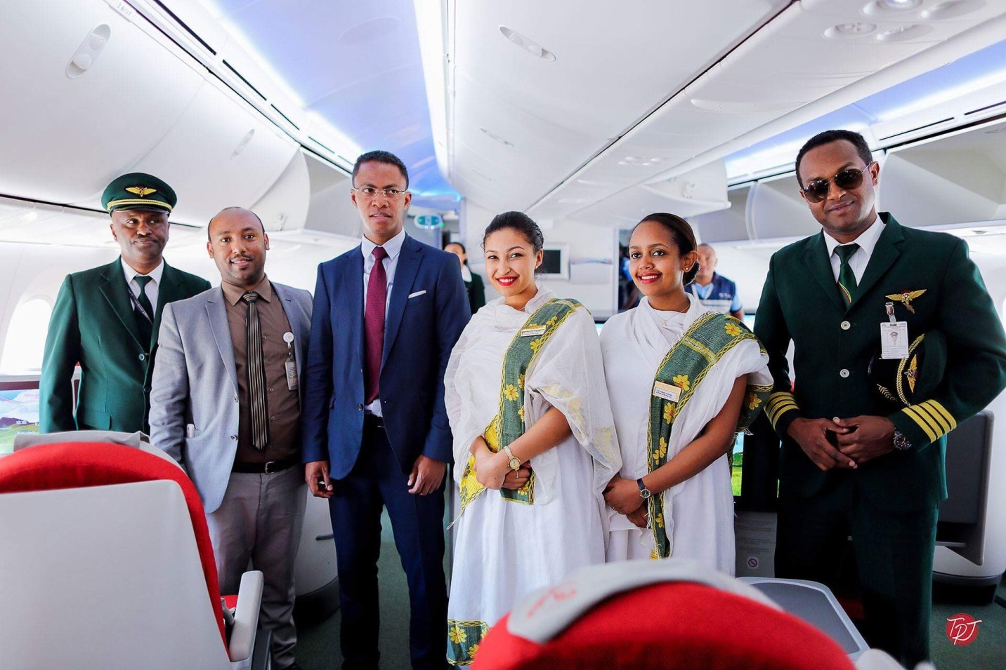 Ethiopian Airlines Launches Services to Manchester