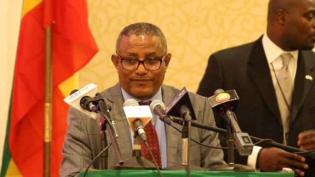 """It is not about who is holding what power"", says Gedu Andargachew"