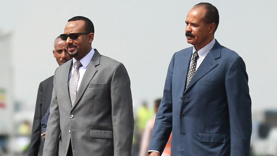 'Peace Is Everything': Ethiopia And Eritrea Embrace Open Border After Long Conflict  LISTEN· 6:18