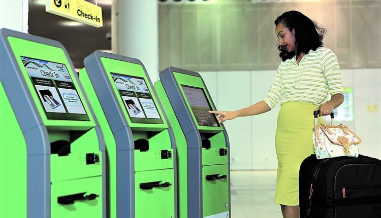 Ethiopian Airlines Implements IATA's Fast Travel Self Check-In Initiative