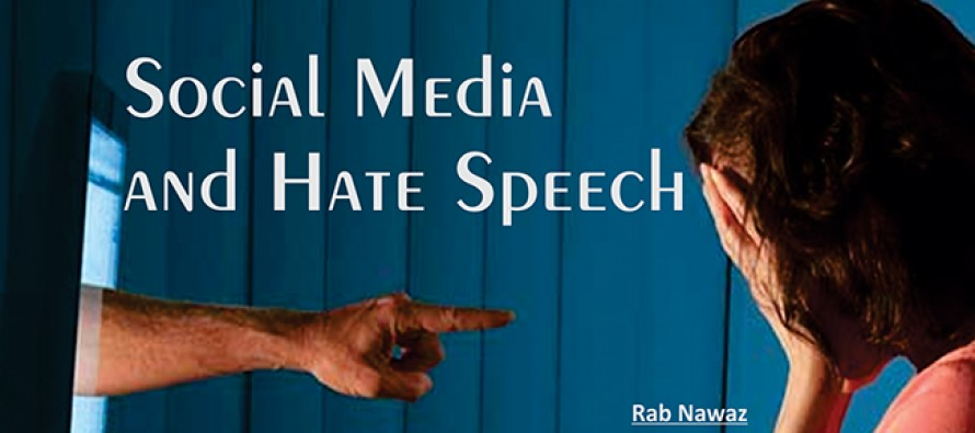 Hate speech: Potential threat of peace