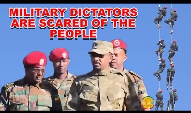 Full-fledged military dictatorship is around the corner in Ethiopia