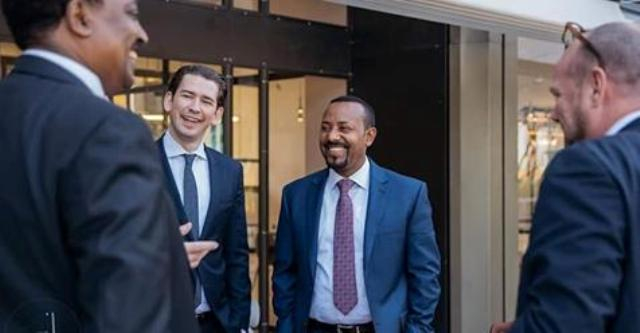 Ethiopia, Austria agree to cooperate on education, tourism and economic fronts