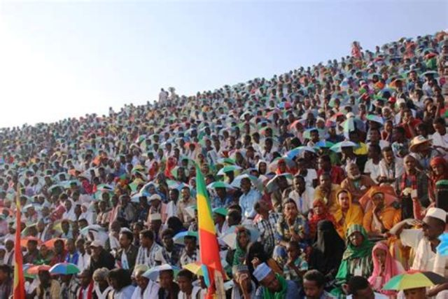The Ethiopian Nationalities and Peoples' Holiday is being celebrated on a number of different programs.