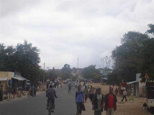 Ethiopia: About 600,000 people displaced, 21 killed in Moyale