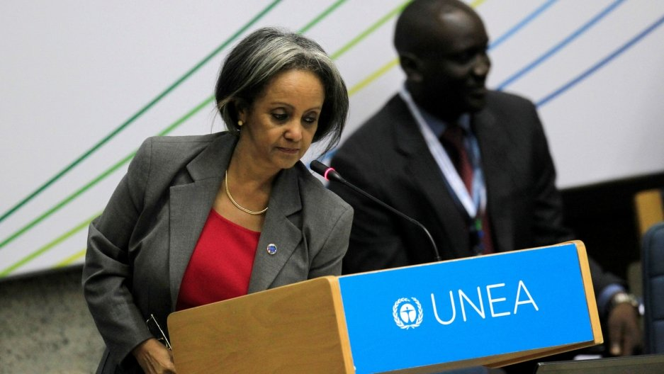 Ethiopian president is the most powerful woman in Africa: Forbes