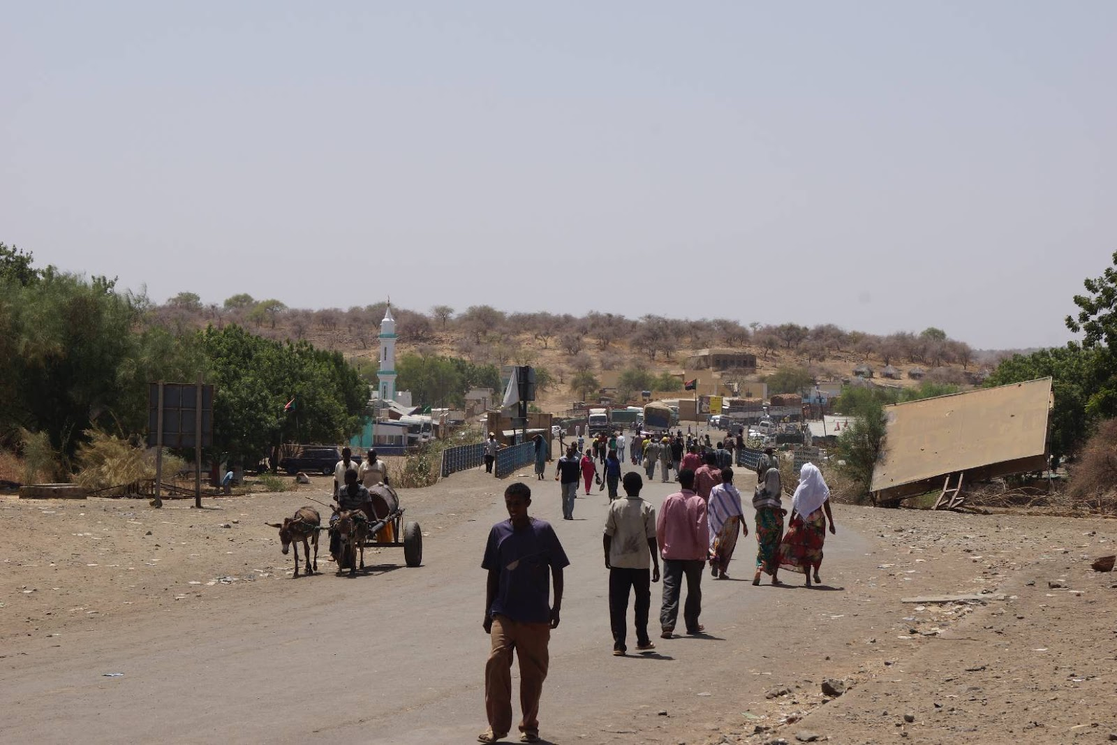 15 Ethiopian nationals held captive by human traffickers in Sudan freed