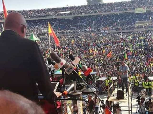 """""""The people of Tigray may hear a voice or even feel it."""""""
