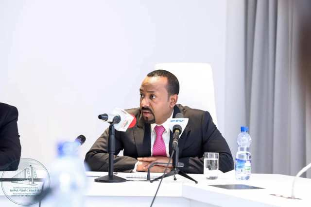 abiyAhmed today launched a national program to improve the business and investment environment in Ethiopia.