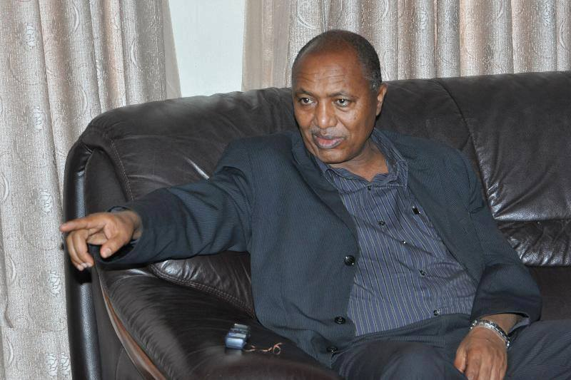 Ethiopia arrests ex-govt minister Bereket Simon over corruption
