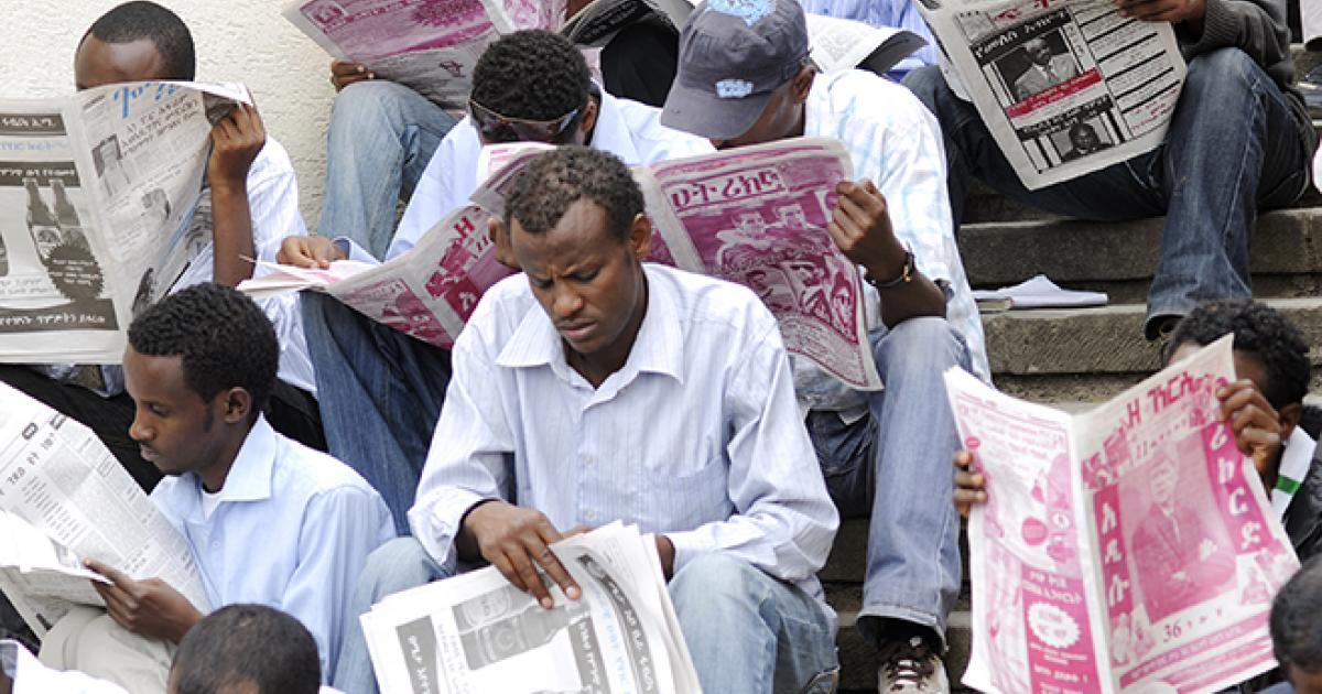 Ethiopia makes history by having no journalist behind bars for the first time in decades