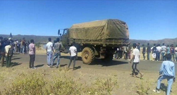 Mobility of Ethiopian defense force blocked in Tigray again