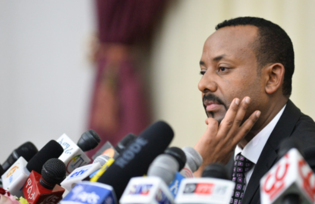 HERE'S WHY ETHIOPIA'S ABIY AHMED IS AFRICA'S LEADER OF THE YEAR