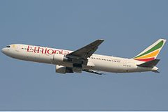 Accident to Ethiopian Airlines flight number ET 302