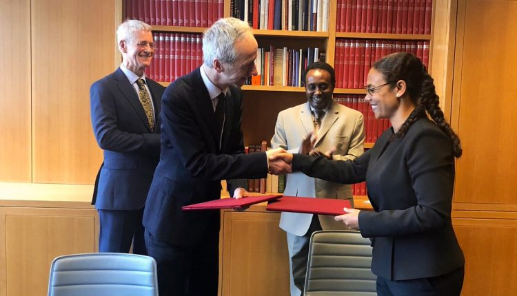 Ethiopian National Archives, British Library Sign MoU To Foster Greater Collaboration