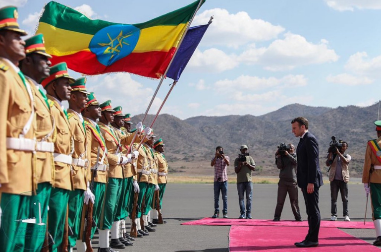 NEWS: ETHIOPIA, FRANCE TO SIGN SPACE, ECONOMIC COOPERATION