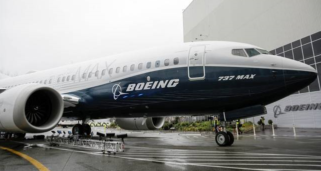 Trump Ordered to Ground 737 MAX Aircraft