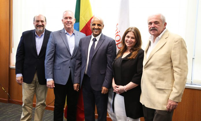 "U.S. Tour Operators ""Impressed"" by Sites, Amazing Potential of Tourism in Ethiopia"