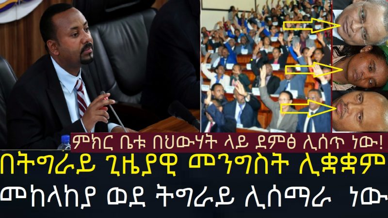Ethio media Daily Ethiopian news on abiy ahmed, tplf